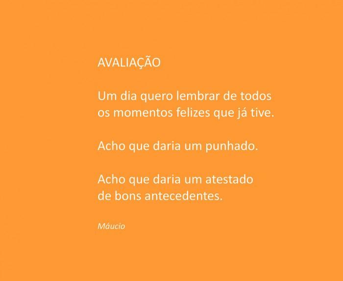 Avaliação